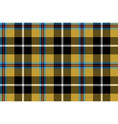 cornish tartan seamless pattern fabric texture vector image