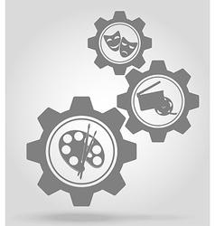Gear mechanism concept 07a vector