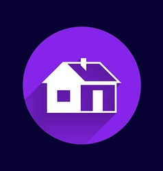Home icon button logo symbol concept vector