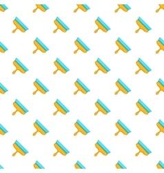 Spatula pattern cartoon style vector image