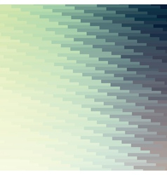 abstract colorful mosaic banner background vector image