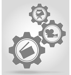 Gear mechanism concept 08a vector