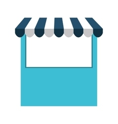 Milk shop isolated icon design vector