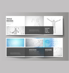 minimal of editable layout vector image