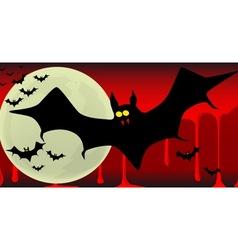 Vampire Bats vector image