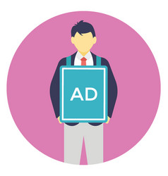 Advertiser vector