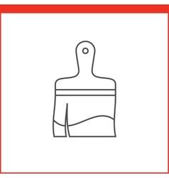 graphics designer tool icon vector image