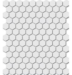 Honeycomb hexagon template background vector