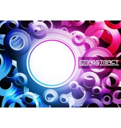 glossy background vector image vector image