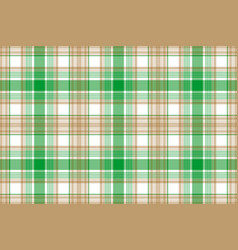 green gold fabric texture seamless background vector image vector image