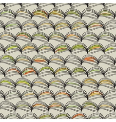 a seamless graphic pattern vector image vector image