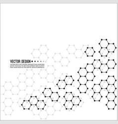 Concept innovative biotechnology vector