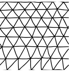 scribble pattern vector image