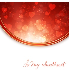 Valentine Day vector image vector image