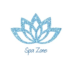 Spa icon vector