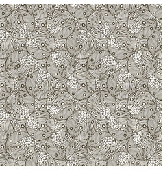 monochrome pattern background for wrapping paper vector image vector image