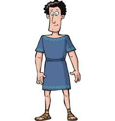 Roman citizen vector image