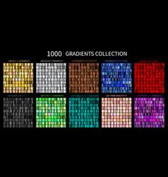 Gradients megaset big collection vector