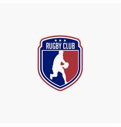 Rugclub badges logo-6 vector