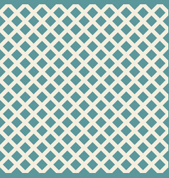 retro geometric seamless pattern vector image vector image