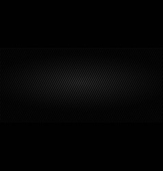 wide black carbon industrial background vector image