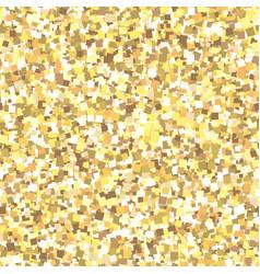 gold glitter texture seamless pattern vector image
