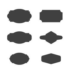 vintage icon design vector image