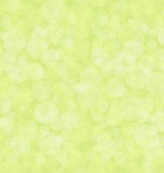 green background soft warm boken seamless vector image vector image