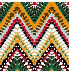 chevron pattern vector image