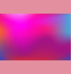 modern gradient rainbow background vector image