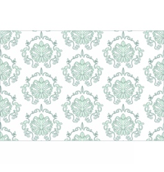 Vintage Floral texture ornament vector