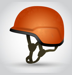 sport helmet vector image