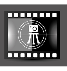 photography design vector image vector image