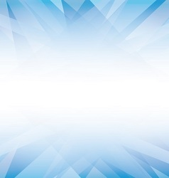 Abstract white and blue bg vector