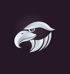 Eagles logo vector image