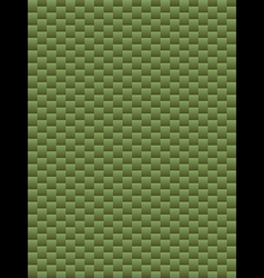 Green texture geometric seamless background vector
