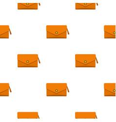 small bag pattern seamless vector image