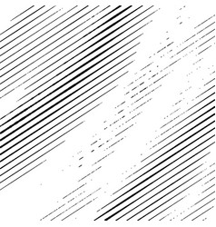 striped engraving halftone background vector image