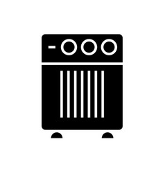 air cleaner humidifier icon vector image