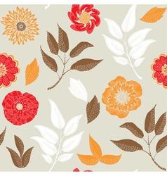 Autumn prints vector
