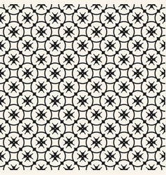 seamless pattern luxury geometric background vector image