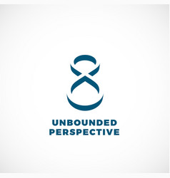 Unbounded perspective abstract concept vector