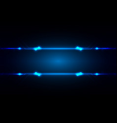 abstract circuit technology background vector image vector image
