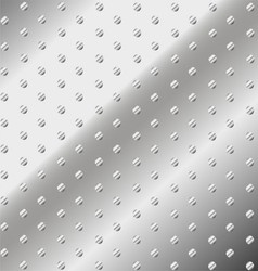 Dotted Metal Iron Texture Abstract Background vector image vector image