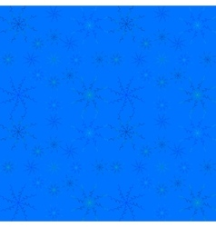 Star colors for the pattern vector image vector image
