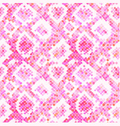 pink realistic snake skin texture detailed vector image