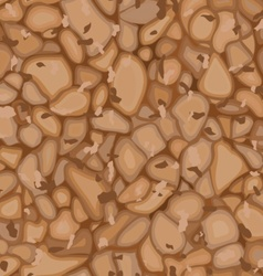 Seamless cork texture vector