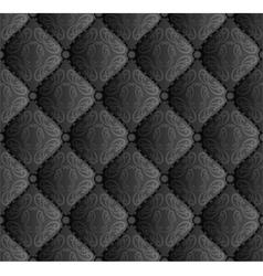 Black pattern vector