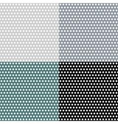 Seamless background decorative dark pattern vector image