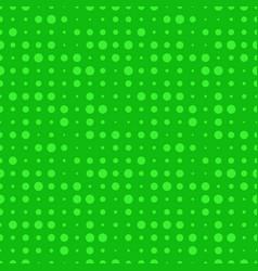 Green dot seamless pattern vector
